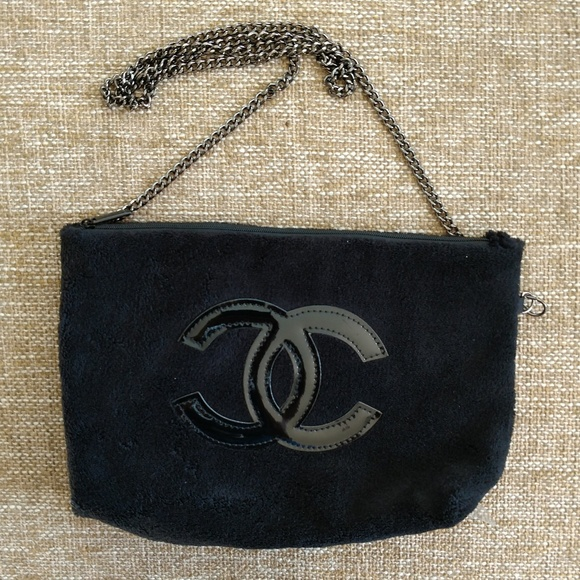 efebbb612e8c CHANEL Handbags - CHANEL PRECISION MAKEUP BAG VIP GIFT PLUSH VELOUR
